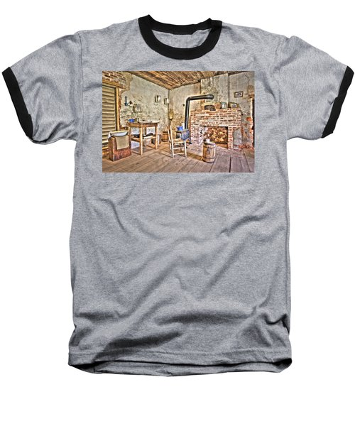 Sharecropper's Respite Baseball T-Shirt