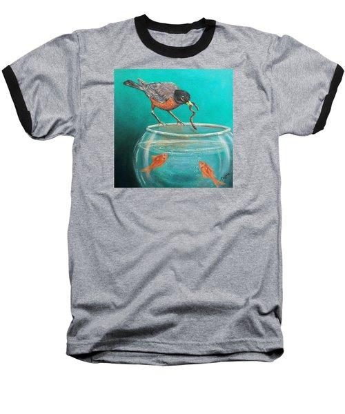 Sharing Baseball T-Shirt by Susan DeLain