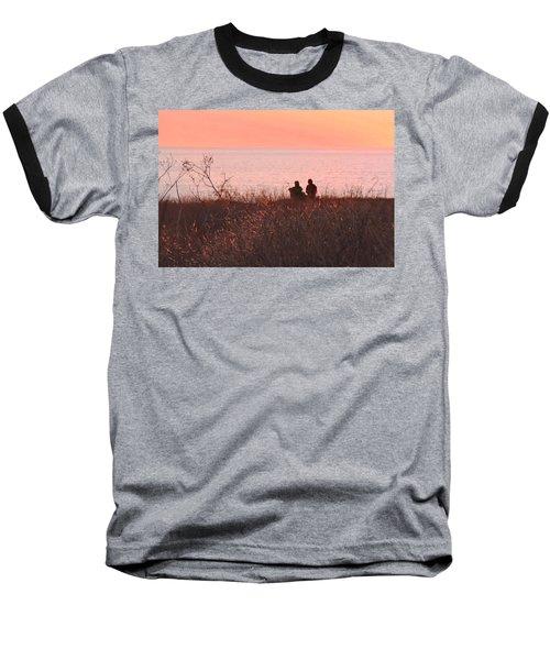 Sharing Tranquility Baseball T-Shirt