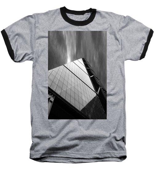Sharp Angles Baseball T-Shirt by Martin Newman