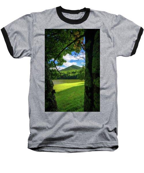 Sharp Top Through The Trees Baseball T-Shirt