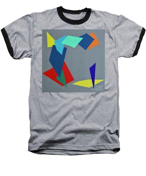 Shattered Baseball T-Shirt