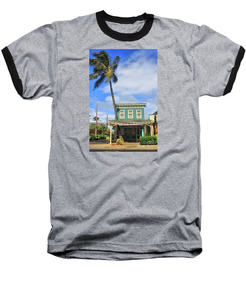 Baseball T-Shirt featuring the photograph Shave Ice by DJ Florek