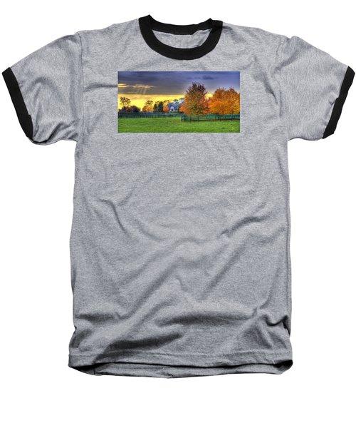 Shawanee Barn Baseball T-Shirt