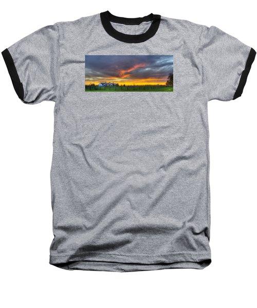 Shawanee Sunset Baseball T-Shirt