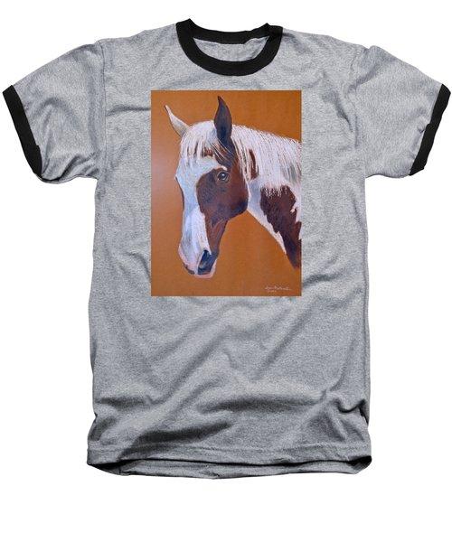 Shawnee Baseball T-Shirt by Joan Hartenstein