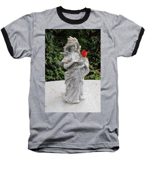She Includes The Rose Baseball T-Shirt