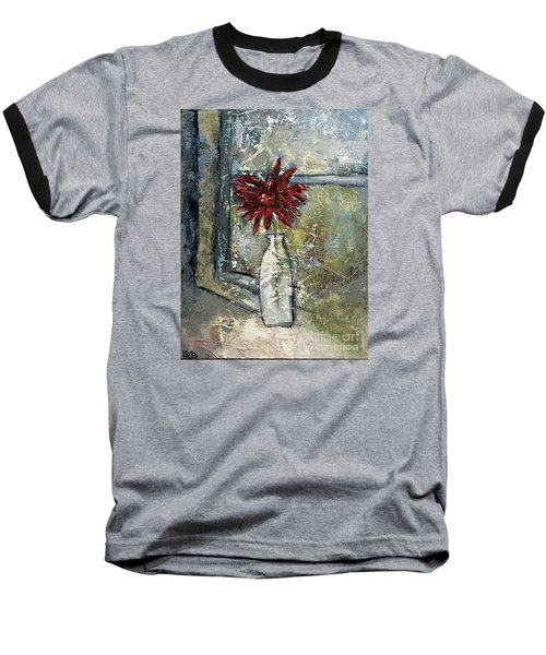 She Soaked In The Sun Baseball T-Shirt by Kirsten Reed