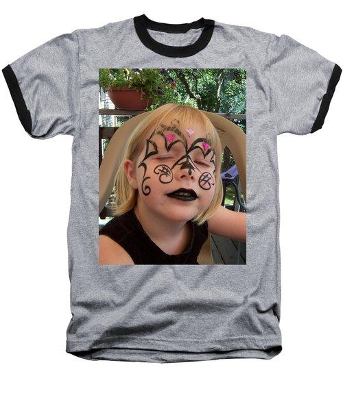 She Wanted A Tough Face Baseball T-Shirt