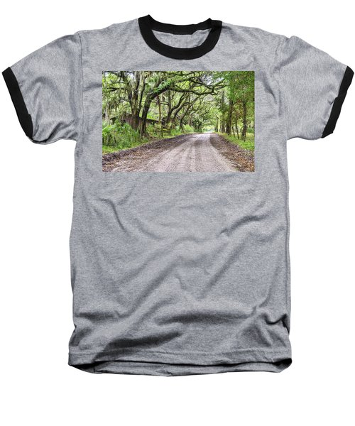 Sheep Farm On Witsell Rd Baseball T-Shirt by Scott Hansen