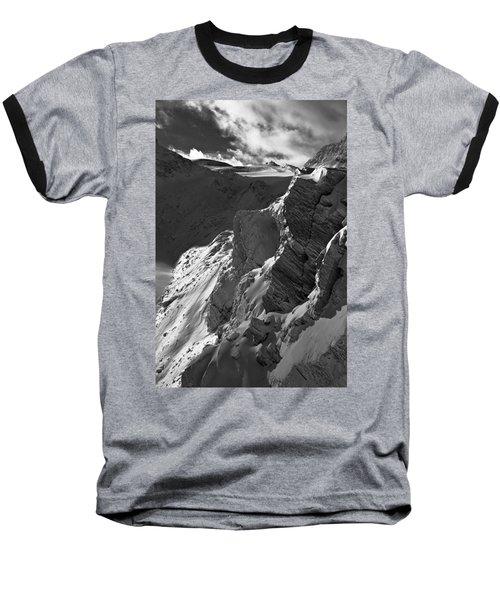 Sheer Alps Baseball T-Shirt