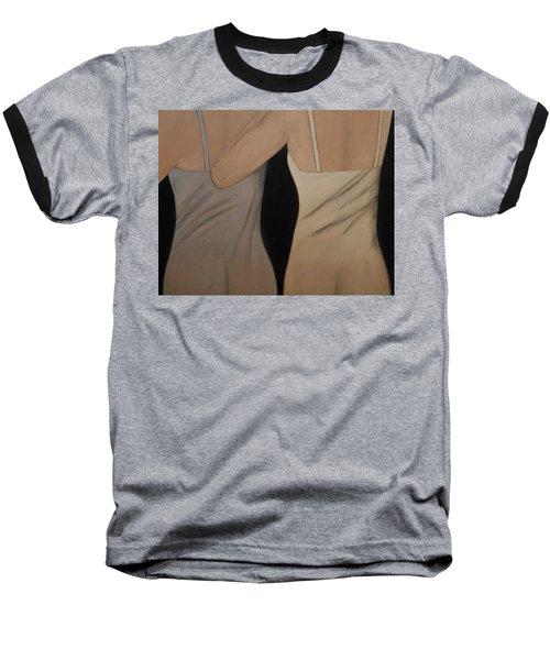Sheer Baseball T-Shirt