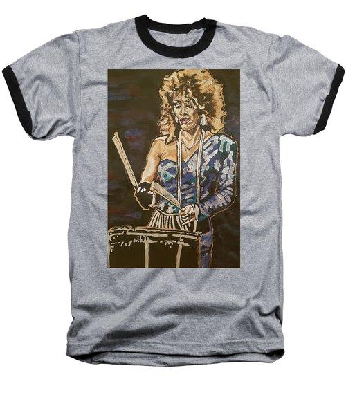Sheila E Baseball T-Shirt