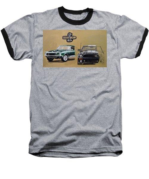 Shelby 40th Anniversary Baseball T-Shirt
