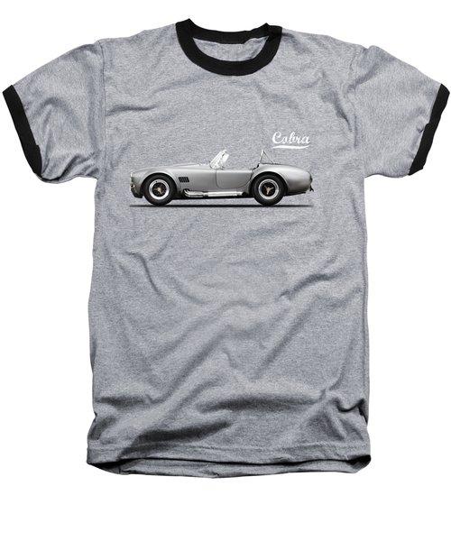 Shelby Cobra 427 Sc 1965 Baseball T-Shirt