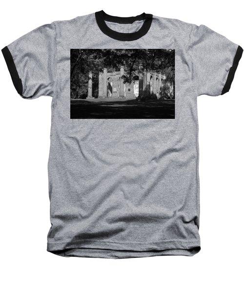 Sheldon Church 7 Bw Baseball T-Shirt