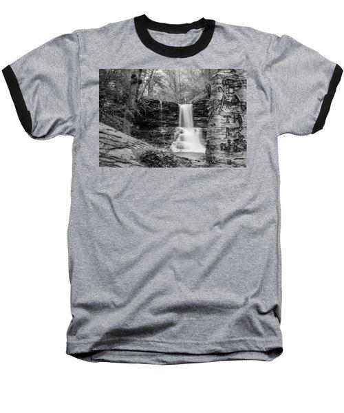 Baseball T-Shirt featuring the photograph Sheldon Reynolds Falls - 8581 by G L Sarti