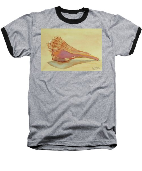 Shell 5 Baseball T-Shirt