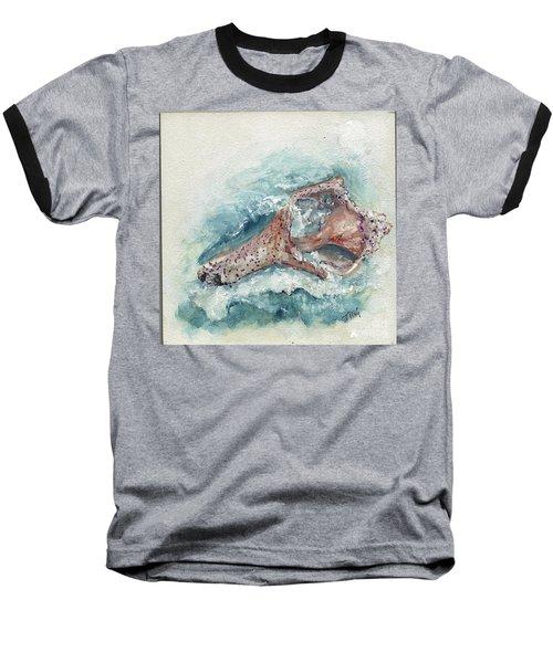 Shell Gift From The Sea Baseball T-Shirt