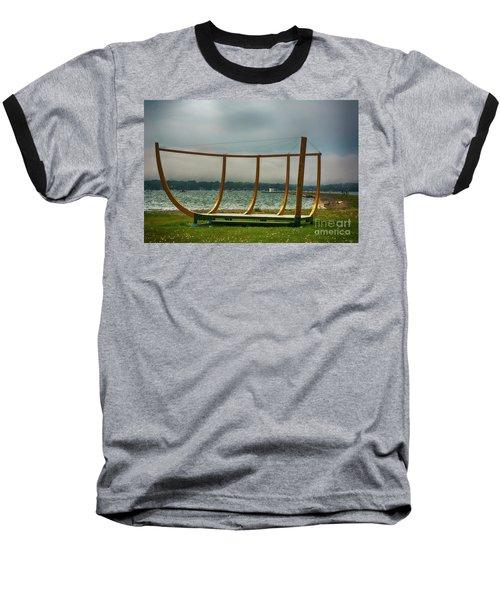 Shell Of A Hull Baseball T-Shirt