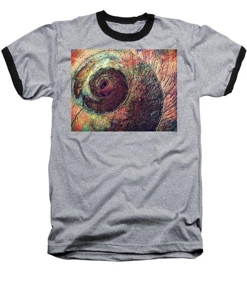 Shelled Baseball T-Shirt by Lori Seaman