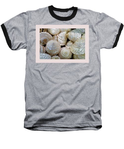 Shells - 4 Baseball T-Shirt
