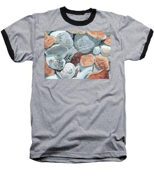 Shells Of The Puget Sound Baseball T-Shirt