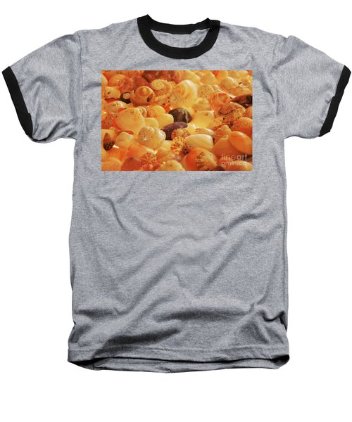 Shells Xvii Baseball T-Shirt