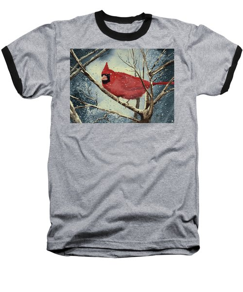 Shelly's Cardinal Baseball T-Shirt