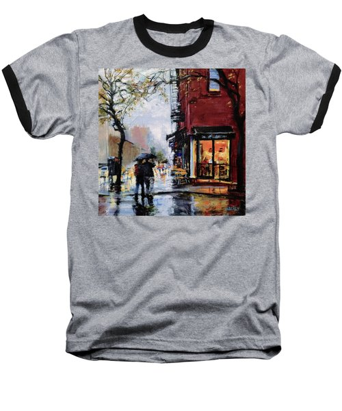 Shelter  Baseball T-Shirt