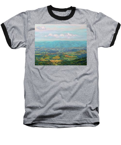 Shenandoah Blue Baseball T-Shirt