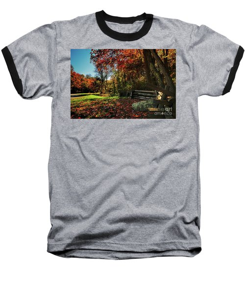 Shenandoah Fall Baseball T-Shirt