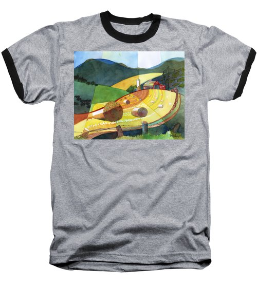 Shenandoah Haystacks Baseball T-Shirt
