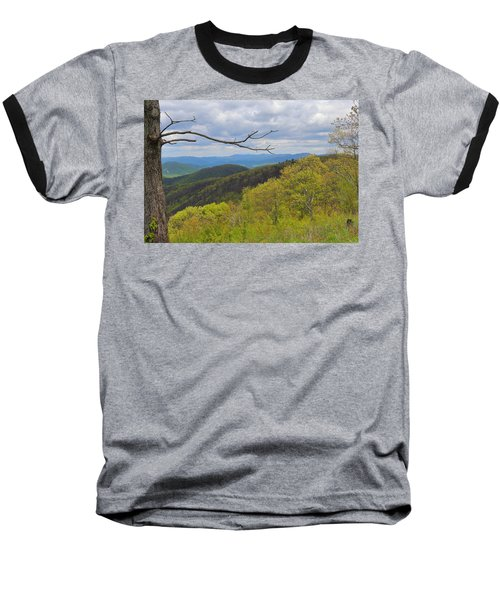 Shenandoah National Park Baseball T-Shirt