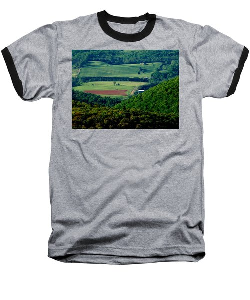 Shenandoah Valley 2 Baseball T-Shirt