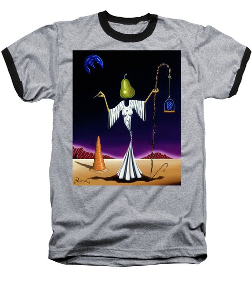 Shepherd Moon Baseball T-Shirt