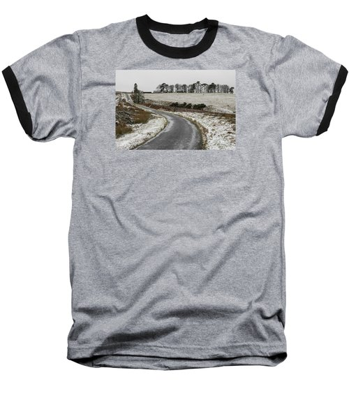 Sheriffmuir Road Baseball T-Shirt