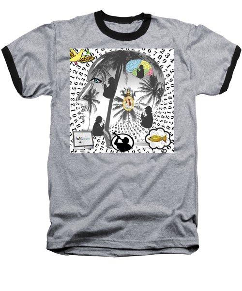 Sherlock's Intuition Baseball T-Shirt