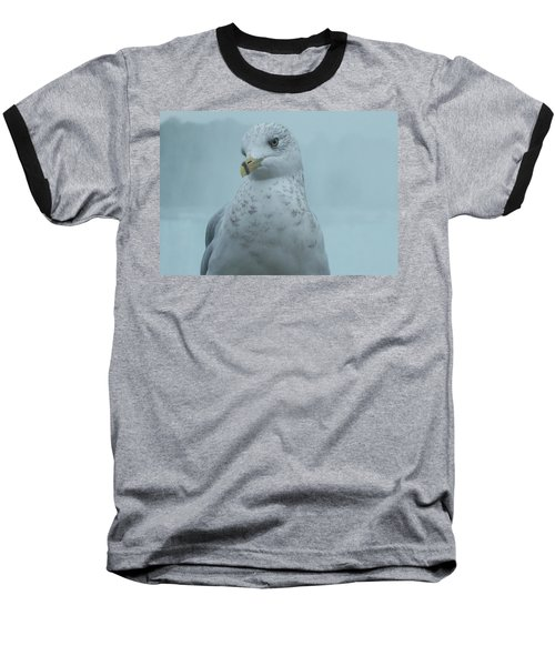 She's Over There Baseball T-Shirt