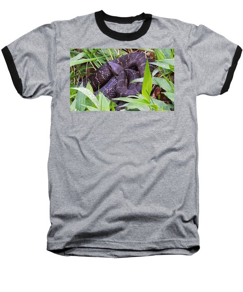Shhhh1 Baseball T-Shirt