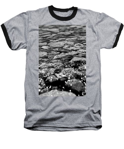 Shimmering Waters In Spring Baseball T-Shirt