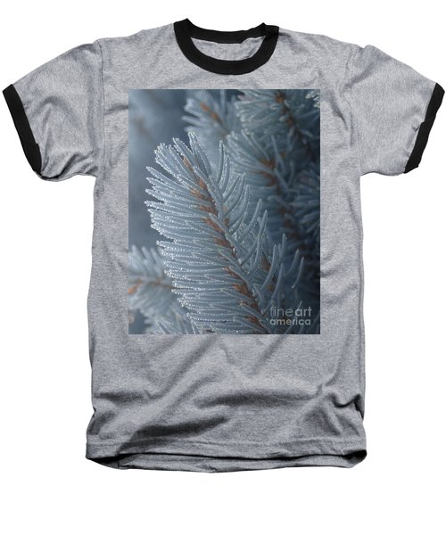 Baseball T-Shirt featuring the photograph Shine On by Christina Verdgeline