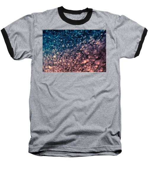 Baseball T-Shirt featuring the photograph Shine by TC Morgan