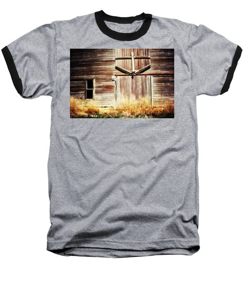 Shine The Light On Me Baseball T-Shirt by Julie Hamilton