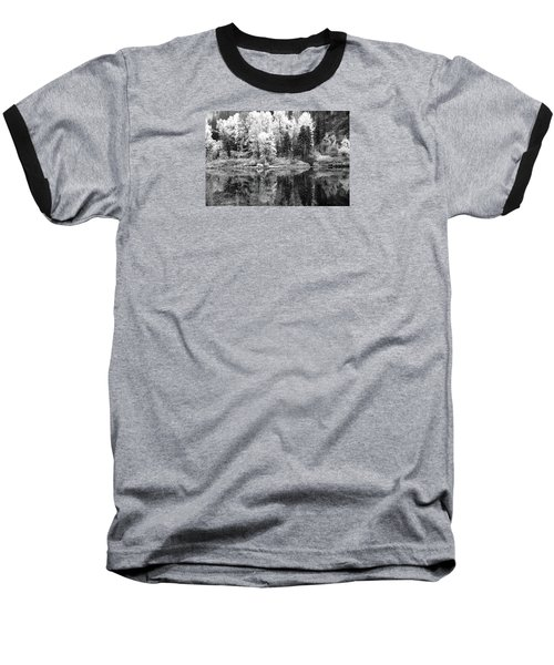 Shining Trees Baseball T-Shirt