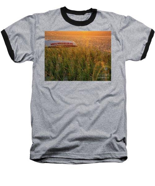 Ship Bottom Beach Patrol Baseball T-Shirt