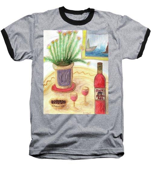Shipwreck Cove  Baseball T-Shirt