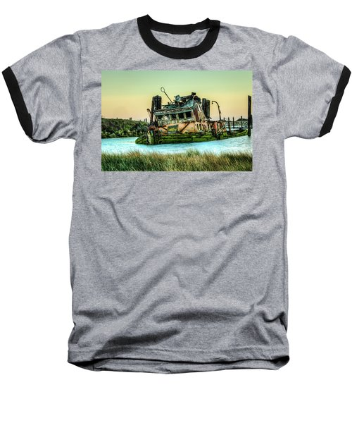 Shipwreck - Mary D. Hume Baseball T-Shirt