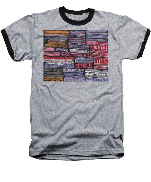 Shipwreck Baseball T-Shirt by Sandra Church