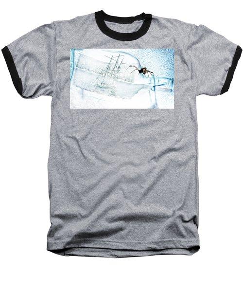 Shipwrecked Baseball T-Shirt